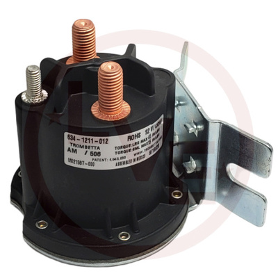 CONTACTOR 12VDC GND POWERSEAL