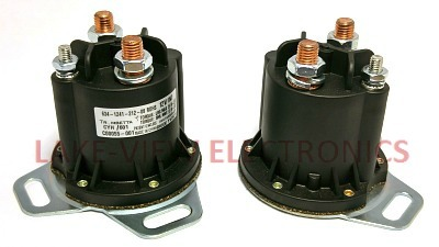 CONTACTOR 12V DC INTERMITTENT DUTY POWERSEAL AH