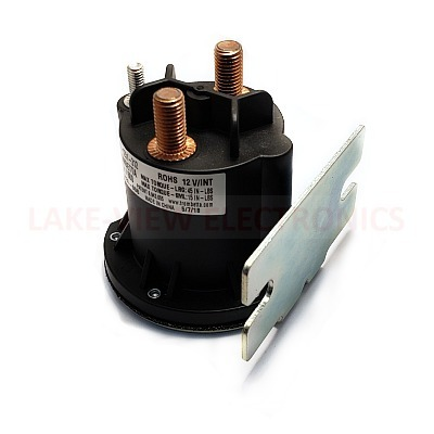 CONTACTOR 12V DC INTERMITTENT DUTY GROUNDED POWERSEAL