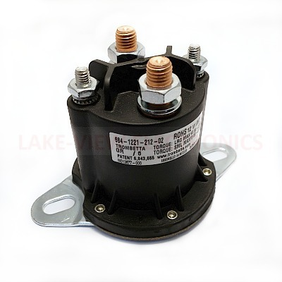 CONTACTOR 12VDC INTERMITTENT 150A POWERSEAL