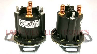 CONTACTOR 12V DC CONTINUOUS DUTY POWERSEAL