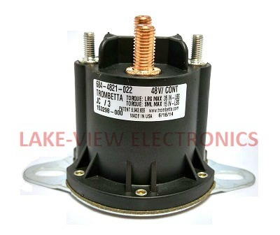 CONTACTOR 48V DC CONTINUOUS DUTY POWERSEAL