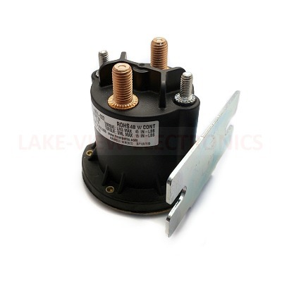 CONTACTOR 48VDC NON-GROUNDED CONTINUOUS DUTY POWERSEAL