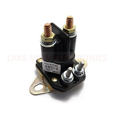 CONTACTOR 12V DC HP PLASTIC SEALED