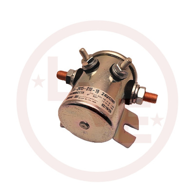 CONTACTOR 24VDC METAL CONTINUOUS DUTY