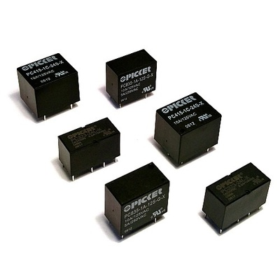 SUBMINIATURE RELAYS